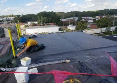 A Schulman – Akron, OH – Deck Replacement