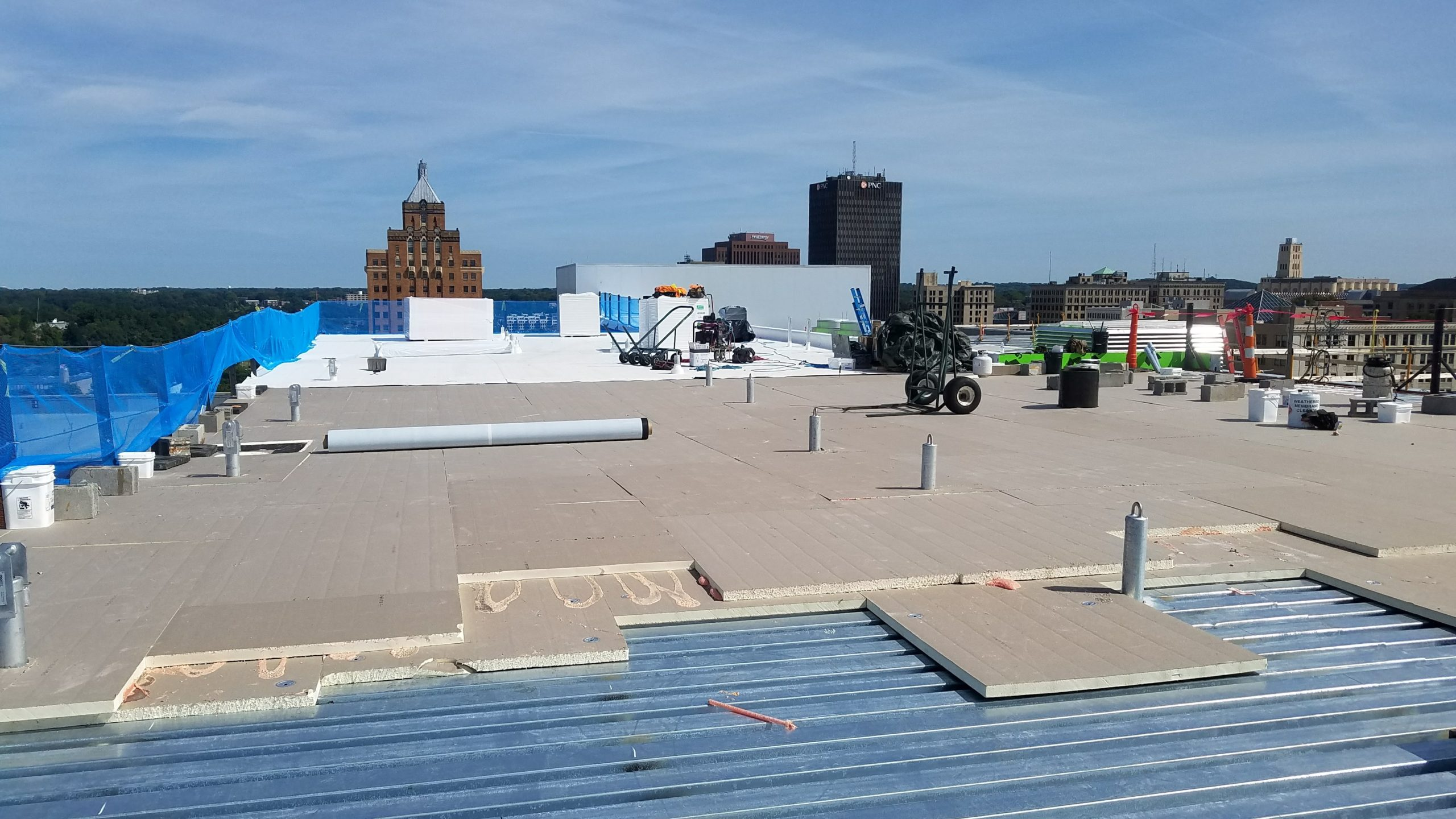 Akron Childrens Hospital - Considine Building - Tycor Roofing