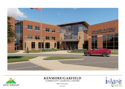 Kenmore / Garfield Community Learning Center Akron, Oh.